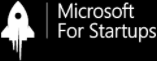 Microsoft For Startups logo