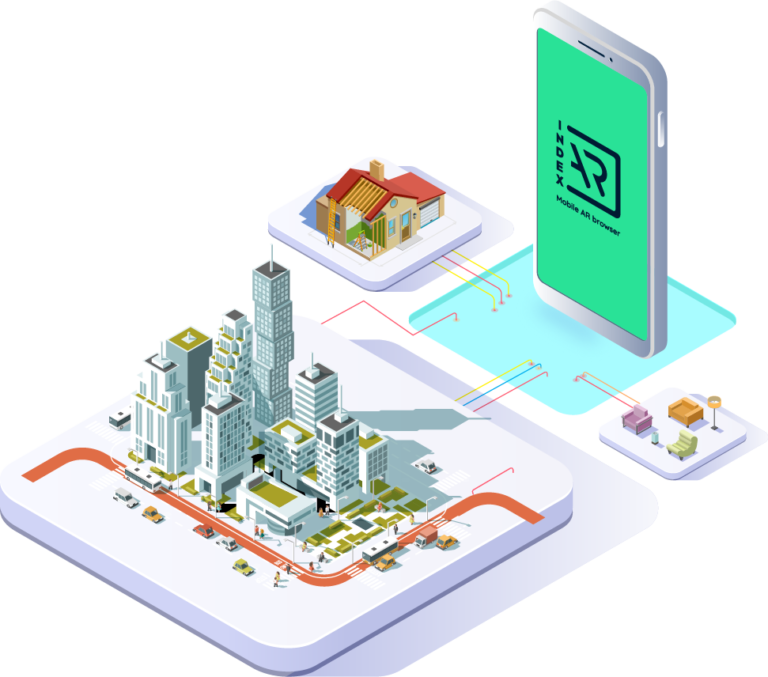 IndexAR – an augmented reality (AR) tool that allows realtors to better present their projects and sell them faster.